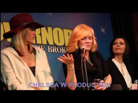 General Hospital Ladies Event - Q&A with Maura West, Finola Hughes, Laura Wright