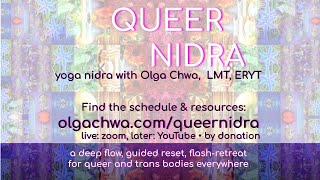 World AIDS Day 2020 Queer Nidra