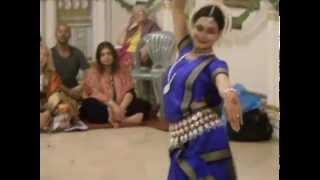 Download Beautiful Krishna Dance by Shalini Patnaik Janmashtami ISKCON 8 17 2014 MP3 song and Music Video