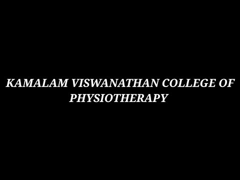 Kamalam viswanathan college of physiotherapy Tiruchirappalli