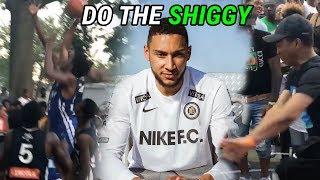 BEN SIMMONS In NYC!? Creator Of DO THE SHIGGY Shuts It DOWN 🔥
