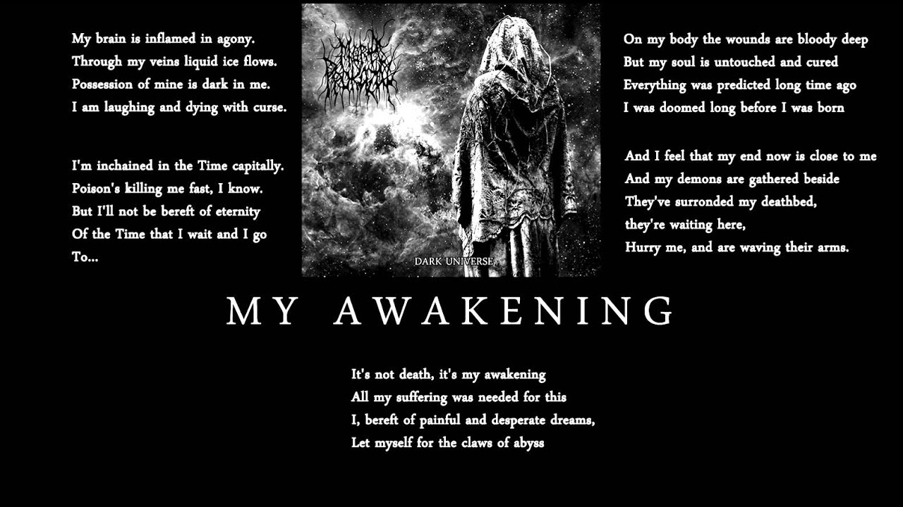 3 My Awakening  MORA PROKAZA -