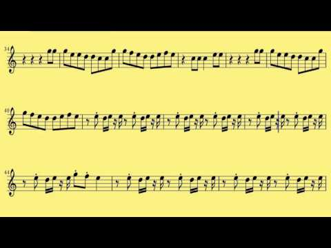 ( Violin )  Safe And Sound - Capital Cities
