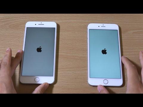 new concept 900ac c52a3 iPhone 7 Plus vs iPhone 6S Plus - Speed Test!