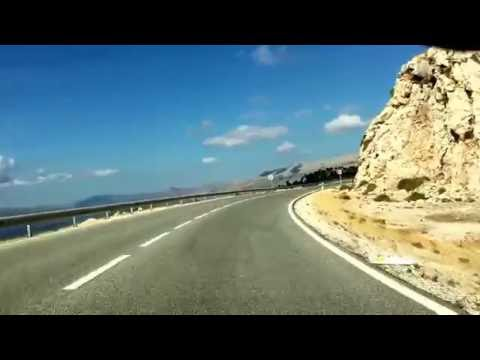 DRIVING FROM ESTEPONA TO RONDA - COSTA DEL SOL