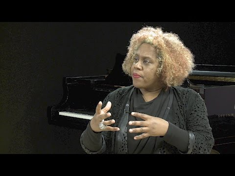 International Women's Day interview with composer Errollyn W