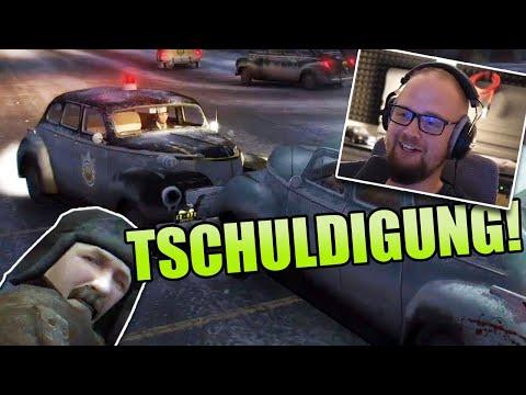 TSCHULDIGUNG! - Mafia 2 (Definitive Edition) Stream-Zusammenschnitt #01 | Ranzratte