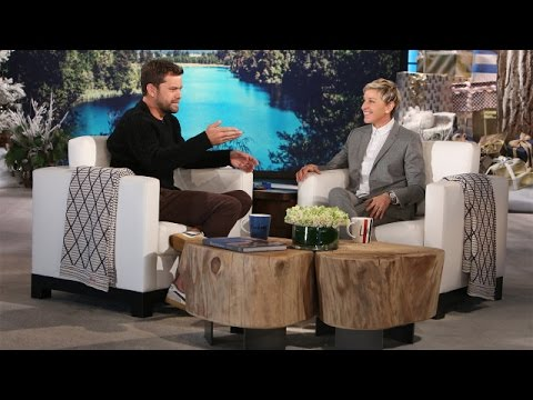 Joshua Jackson Talks Dating