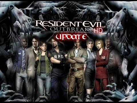 Resident Evil Outbreak HD Update