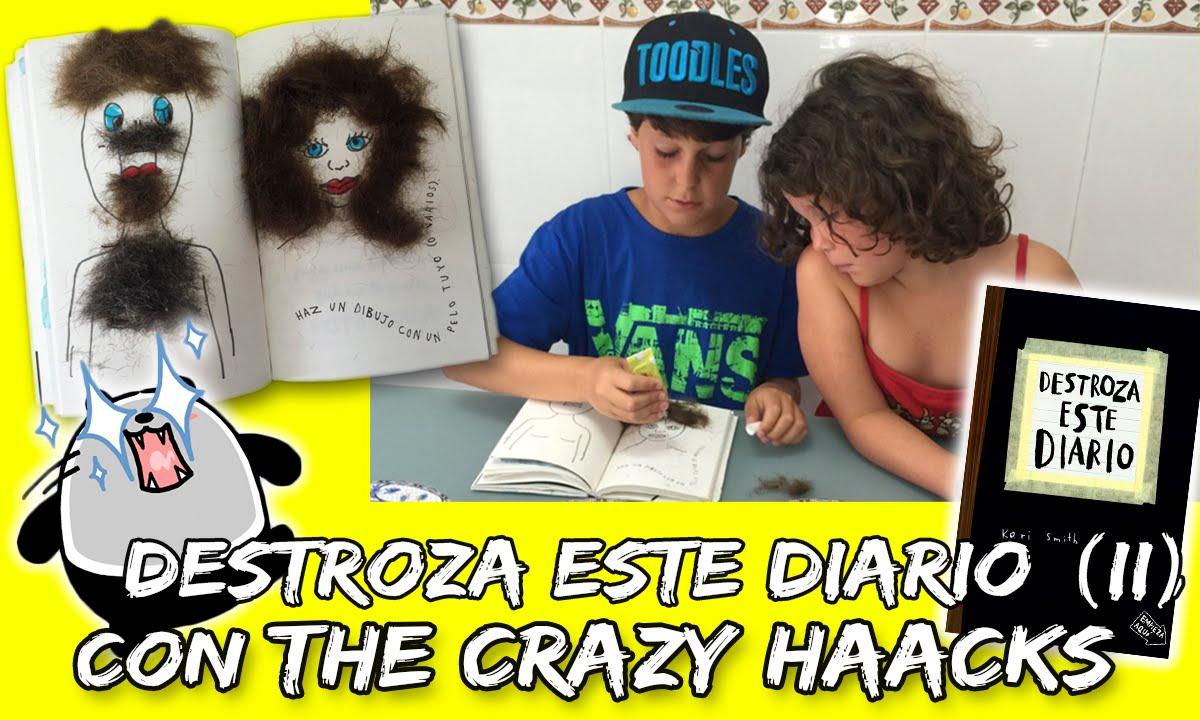 The Crazy Haacks Para Colorear Dibujos Para Colorear Violeta