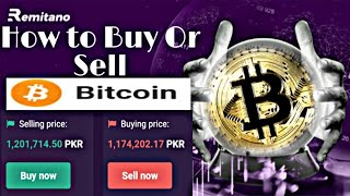 BUY BITCOIN ON REMITANO | 💯 % Real Website 2020 | Dailynete