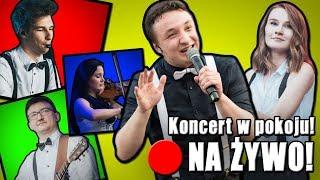 Koncert w pokoju z MINT! - Wojtek Szumański i MINT. - Na żywo