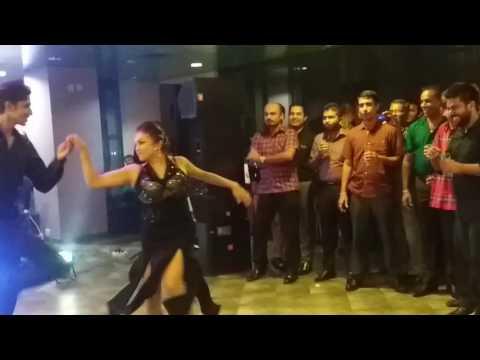 Nelum Perera -Latin dance act -2017