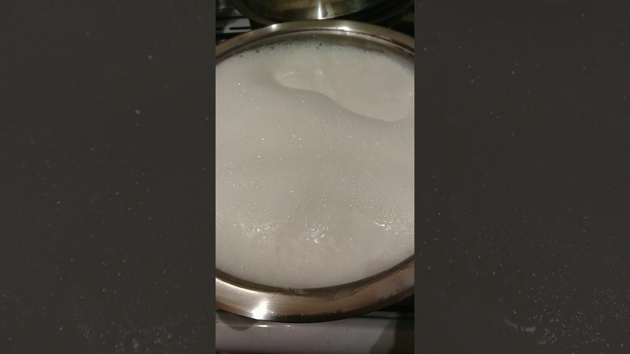 Süt Nasıl Kaynatılır