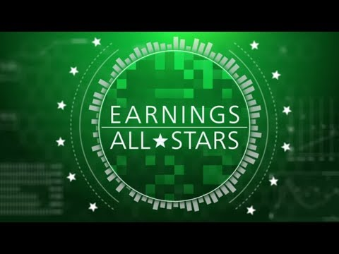 5 Amazing Earnings Charts for This Week
