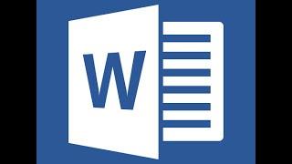 Microsoft Word 2016 Part 1 Home Tab