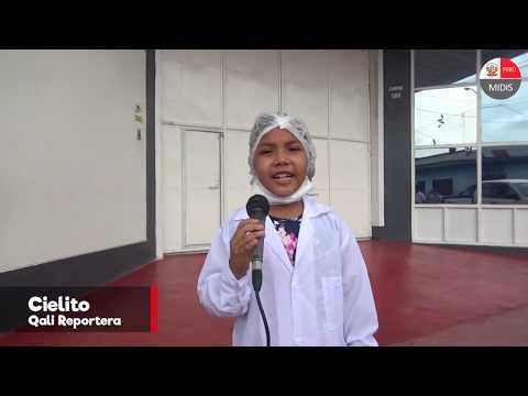 Qali Warma Loreto: visita a almacén de alimentos