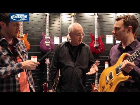 NAMM 2015 Archive - PRS Guitars 30th Anniversary