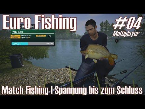 Euro Fishing ★ Match Fishing I Spannung bis zum Schluss ★ #04 Multiplayer [Deutsch/HD]