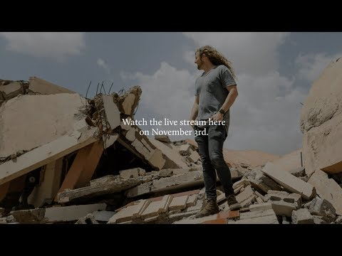 Peace On Earth | Iraq Benefit | Live Stream