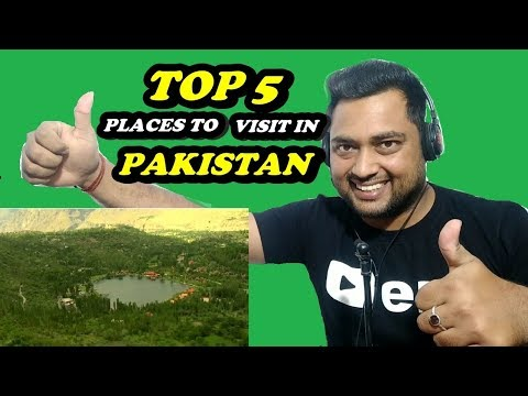 Indian Reacts to TOP 5 PLACES TO VISIT IN PAKISTAN  | FTD Facts | PSL Final thumbnail
