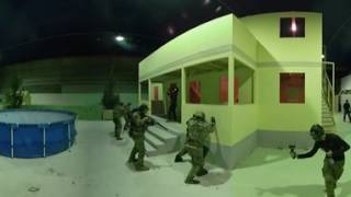Counter-Strike goes 360: Airsoft game on real-life replica of legendary 'cs_mansion  map