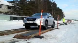 Subaru XV VDC TEST