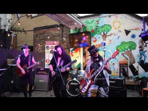 FyreSky - Thunder Child - Live At The Golden Fleece 26/05/17