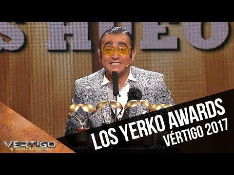 Los Yerko Awards   Vértigo 2017