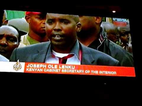 World News: KENYA MALL SIEGE 1 (recorded)