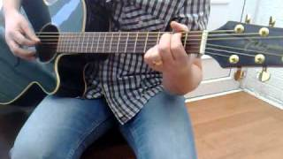 katy Perry firework acoustic guitar cover