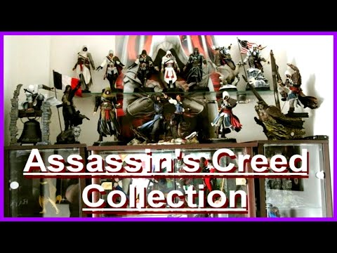 My Assassin S Creed Statue Collection 2015 Ubisoft Collectables