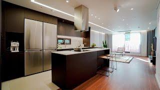 32평형 아파트, 고급 주방 인테리어 l kitchen…