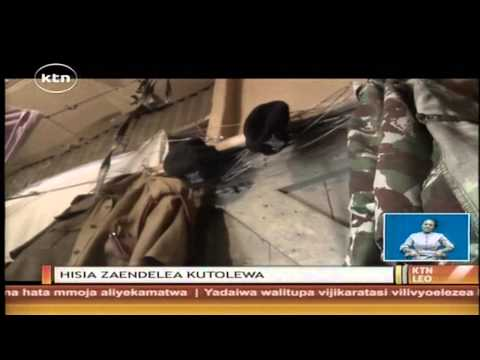 KTN Leo Full Bulletin 21st July 2014 ( Likoni shoot out , Insecurity threats )