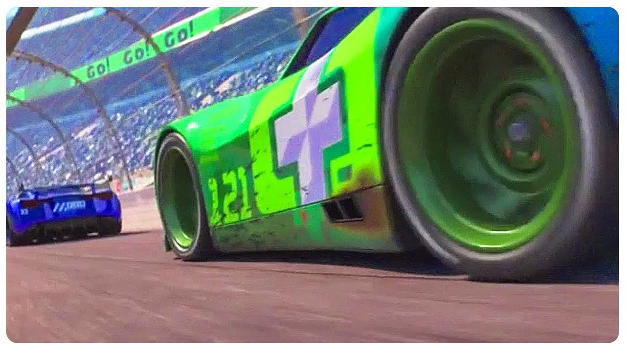 Cars Combustr Trailer Disney Pixar Animated Movie Hd
