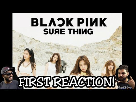 BLACKPINK - 'SURE THING (Miguel)' COVER 0812 SBS PARTY PEOPLE | FIRST REACTION!