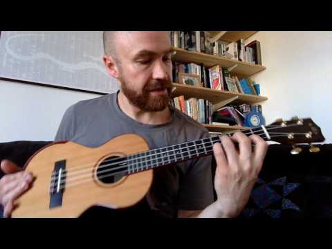 Take On Me, A-ha [ukulele tutorial]