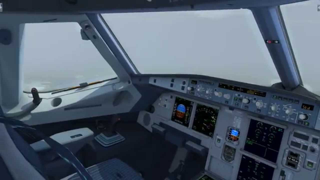 Prepar3D HD - Airbus A320 X Extended - Complete flight from Edinburgh to  Liverpool