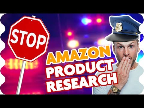 Amazon FBA Product Research - 🚫 DO NOT START Before Watching This Video!