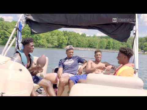 B/R Commitment Week: 4-Star Athlete CJ Holmes Goes Fishing