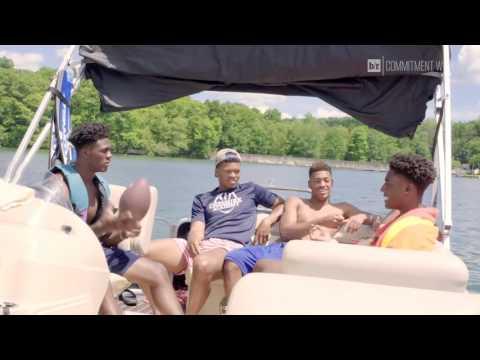B/R Commitment Week: 4-Star Athlete CJ Holmes Goes Fishing