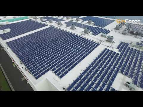 711 kW Solar System at Budweiser Distribution Center in Bronx, NY