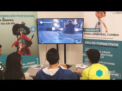 Tecnico Superior En Animaciones 3d Juegos Y Entornos