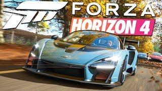 FORZA HORIZON 4 W AKCJI! - Gameplay w 4K60FPS