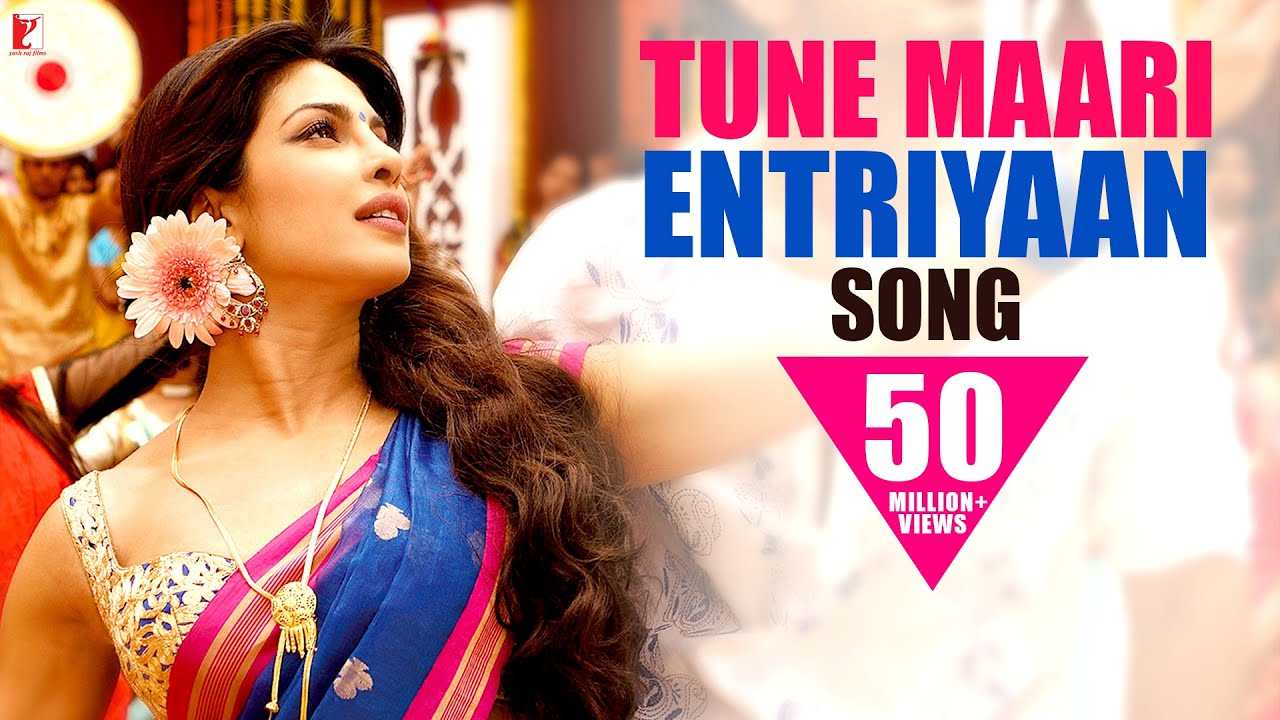 Tune Maari Entriyaan Song Gunday Priyanka Chopra Ranveer Singh Arjun Sohail Sen Irshad Kamil Youtube