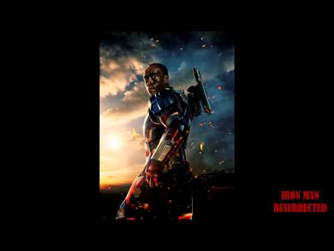 02 - War Machine (Iron Man 3 soundtrack - Bryan Tyler)