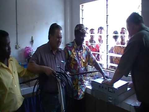 Madagascar, Radio Mission Accomplished