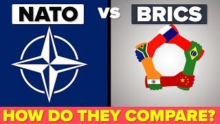 NATO vs BRICS - What's The Difference & How Do They Compare? thumbnail