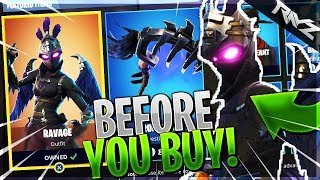 "BEFORE YOU BUY ""RAVAGE"" 