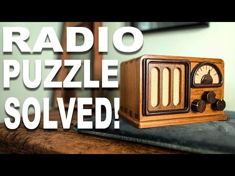 Solving $1000 BAD RADIO Puzzle!!